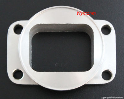 Turbo Inlet To 3″ Pipe Weld On Mild Steel Adapter
