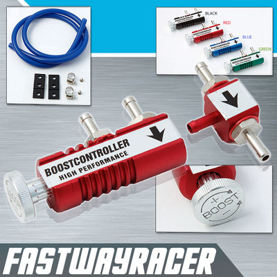 Universal Red Turbo Manual Boost Controller