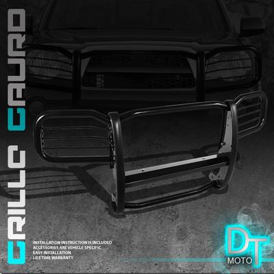 Super Duty Black Headlight/Bumper Grille Guard