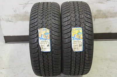 2 Continental Viking Snow Tech 225/55/16 Winter Tires