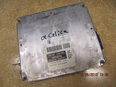 01 Toyota Celica Ecu Engine Computer 8966620042