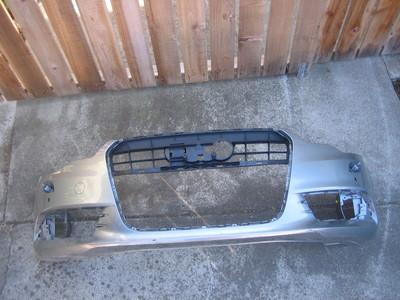 2012 Audi A6 Basic/Sline Front Bumper Cover Oem.