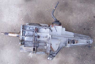 Borg Warner T5 T5 5 Speed Manual Transmission S10