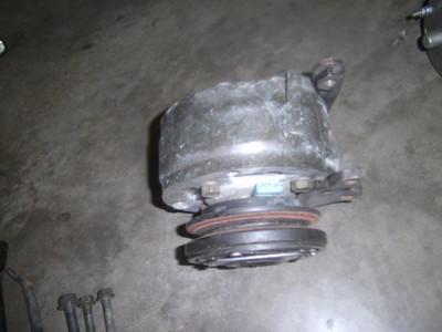 Delphi A/C Compressor W/ Clutch 8187 Chevy/Gmc Truck Suburban Blazer 305350