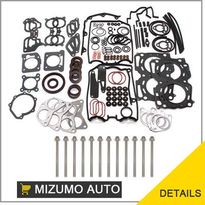 0205 Subaru Impreza Wrx Turbo Usdm 2.0l Ej205 Mls Head Gasket Set Head Bolts