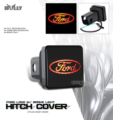 Ford Hitch Cover Led Brake Light F150 Expedition F250