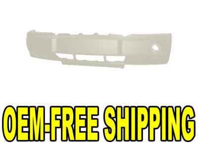 Grand Cherokee Front Bumper Stone White Pw1 Painted