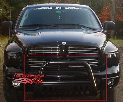 0811 2011 Ram Extreme Duty 4500/5500 Black Bull Bar