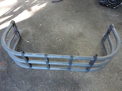 9804 Frontier Bed Gate Extender Rail Oem
