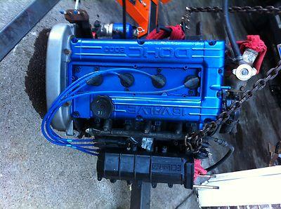 4g63t Motor Eclipse Dsm Talon Mitsubishi Turbo