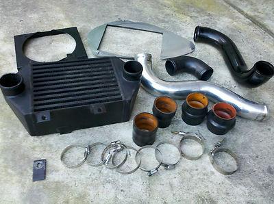 1991 1996 Toyota Mr2 Turbo Berk Technology V1 Intercooler Kit /W Cold Pipe