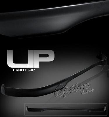 0307 Infiniti G35 Coupe Front Lower Bumper Lip Trim Addon Downforce Upgrade