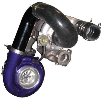 Ats Aurora Plus 5000 Compound Turbo Kit 0307 Dodge 5.9
