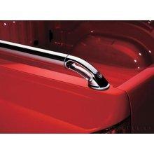 Putco 49891 Gmc Sierra Silverado '07'10 8 Ft Bed Putco Boss Locker Side Rails
