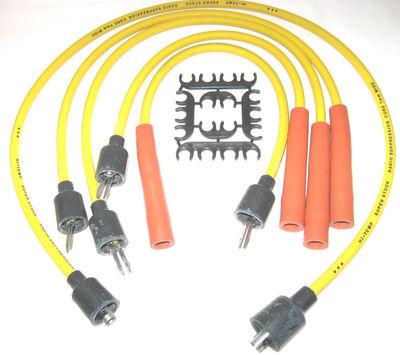 Accel Ignition Spark Plug Wires Fits Dodge Plymouth &Amp; Chrysler 2.5l 4 Cylinder