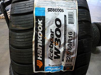2255016 Hankook W300 Winter Tiresset Of 4