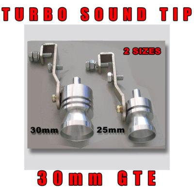 Mercedes Turbo Sound Tip Muffler/Exhaust Noise Whistler