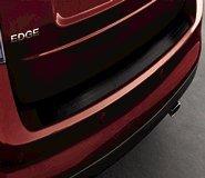 20072010 Oem Ford Edge Rear Bumper Protector Pad W/ Logo 7t4z17b807aa