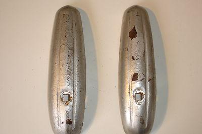 19391940 Plymouth Bumper Guards