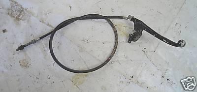 78 Honda Xr 75 Mini Dirt Bike Parts Clutch Cable Lever