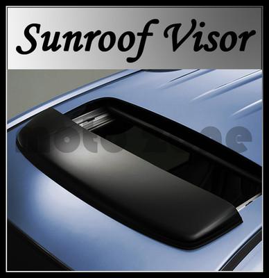 Vw 35 Inch/880 Mm Jdm Moon/Sun Roof Guard Smoke Visor Wind Deflector