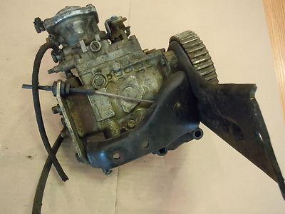 Vw Turbo Diesel Injector Pump Bracket Sprocket Quantum Rabbit Jetta 1.6 197992