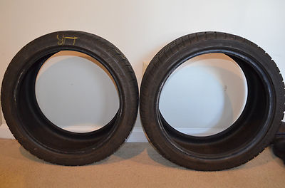 Dunlop Winter Tires 255/35/18, Sold As Pair