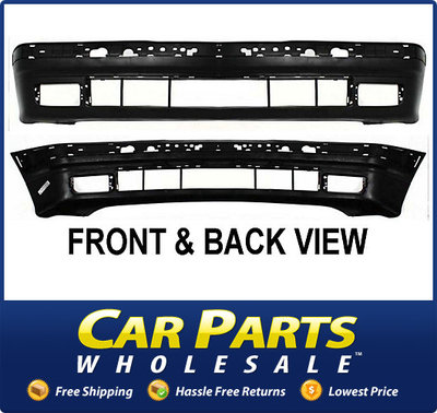 Bumper Cover Front Raw 325 323 328 3 Series 318 Coupe Bm1000111 51118165143